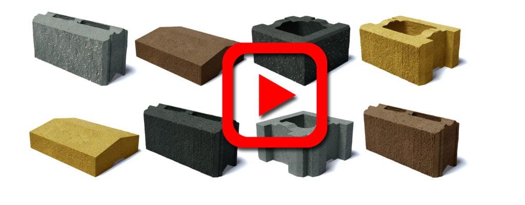 Статья: Видеоинструкция по строительству заборов из блоков