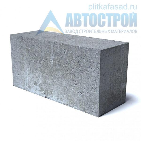 Блок бетонный для межквартирных перегородок КСР-ПР-ПС-39-100-F75-1250 140х190х390мм полнотелый
