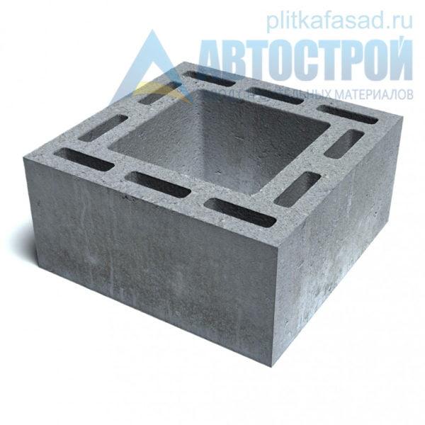 Блоки для дымоходов 390х190х390мм