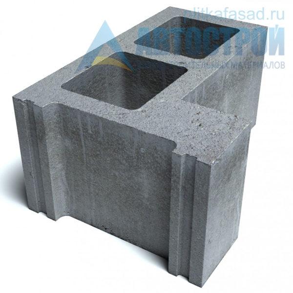 Угловой блок 290х190х390мм