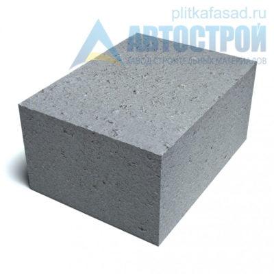 Блок бетонный фундаментный КСР-ПР-39-150-F75-2200 (СКЦ) 290х190х390мм полнотелый