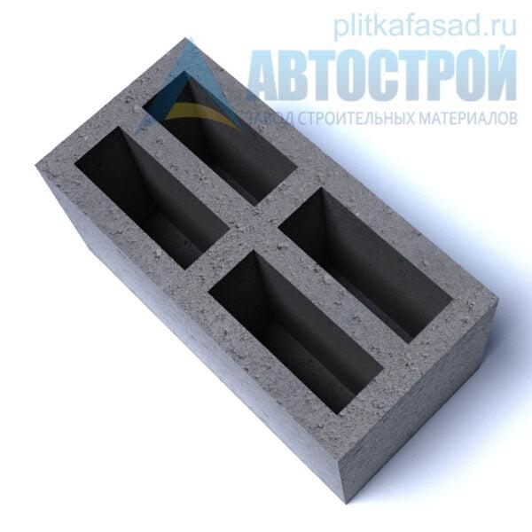 Блок керамзитобетонный стеновой (СКЦ) 190x190x390мм четырехщелевой