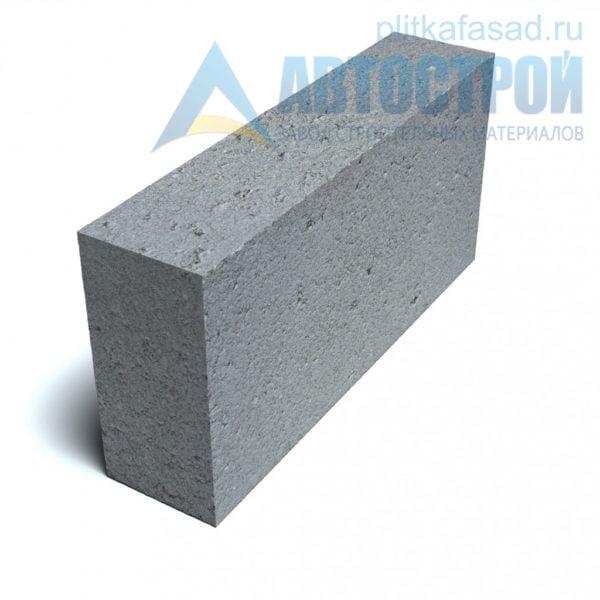 Блок керамзитобетонный для перегородок КПР-ПР-39-50-F25-1600 (СКЦ-3РК) 90x190x390мм полнотелый