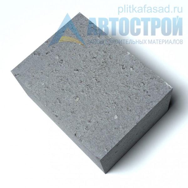Блок керамзитобетонный стеновой КПР-ПР-39-50-F25-1600 (СКЦ) 240х190х390мм полнотелый