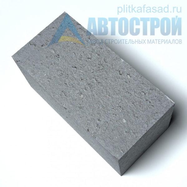 Блок керамзитобетонный стеновой КПР-ПР-39-50-F25-1600 (СКЦ-1ПРП 01/01С) 190х190х390мм полнотелый