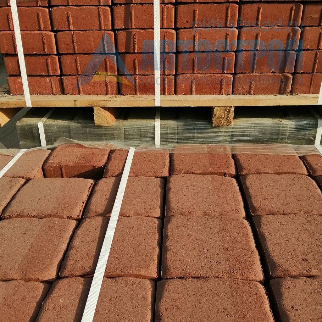 Тротуарная плитка на нашем складе